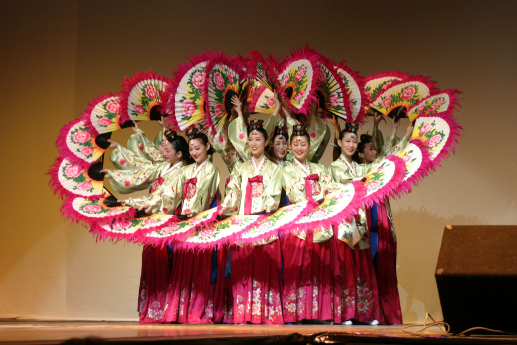 Korean people culture