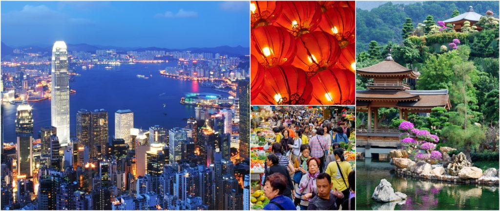 Hong Kong Vs China