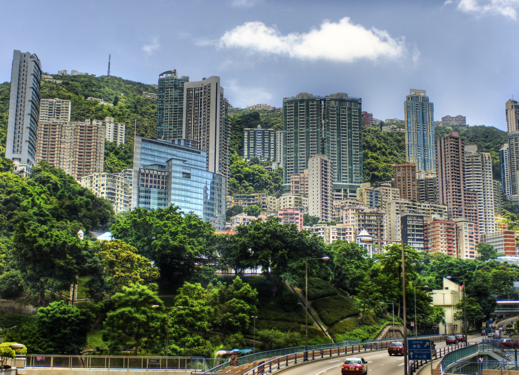 How long have you been living in Hong Kong