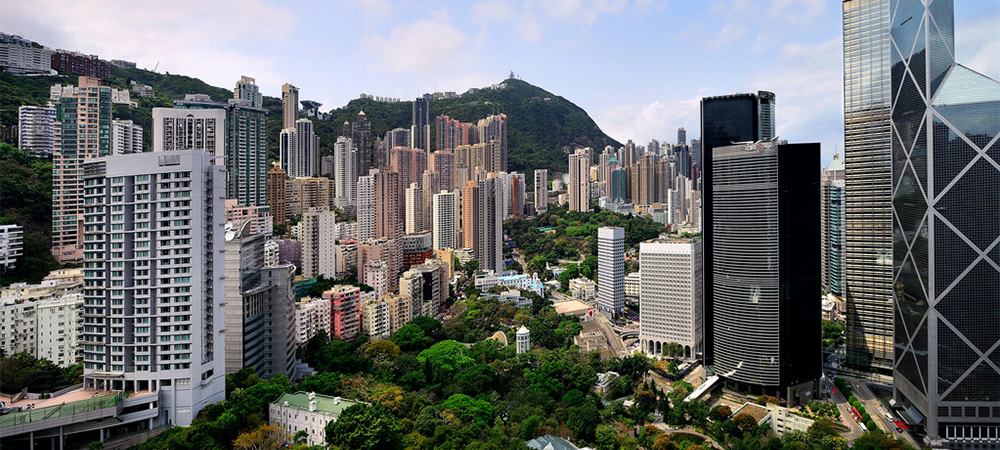 Where are you living in Hong Kong