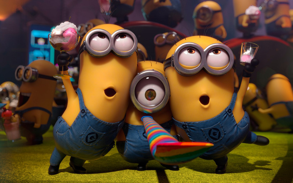 English Movie Studies - Minions