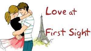 Learning English - love at first sight