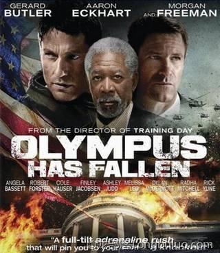 English Movie - Olympus Has Fallen