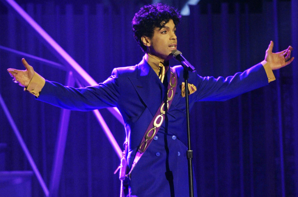 Learn English Music - Prince:when doves cry