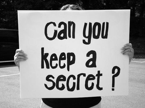 Mandarin Lesson Hong Kong - Keep the Secret
