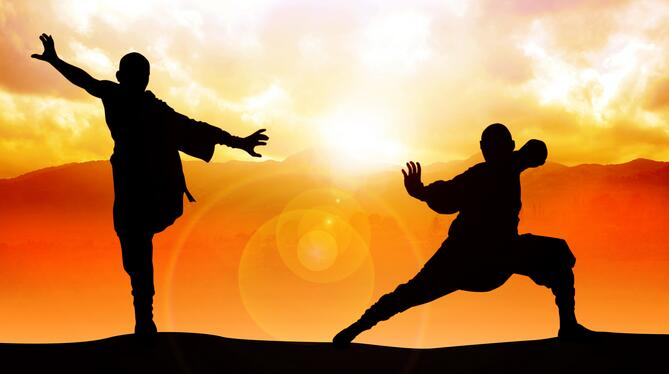 How many Kung Fu stars do you know from China