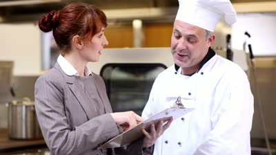 English Course Hong Kong - How to be a chef