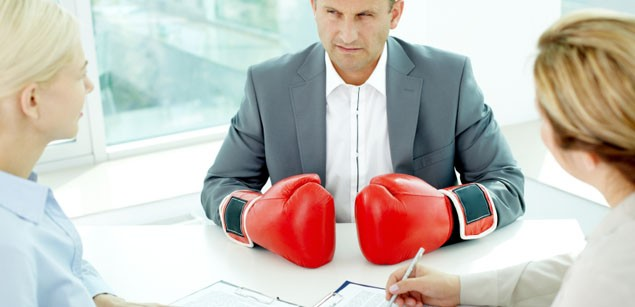 How to Deal with an arrogant boss
