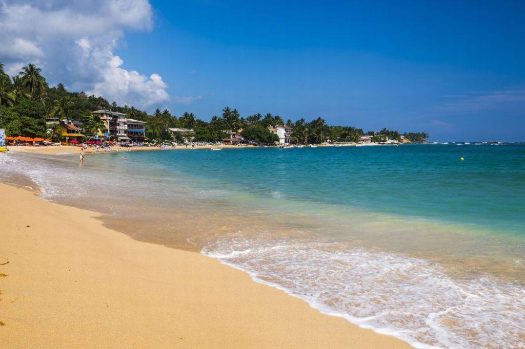 Most beautiful Beach in Sri Lanka