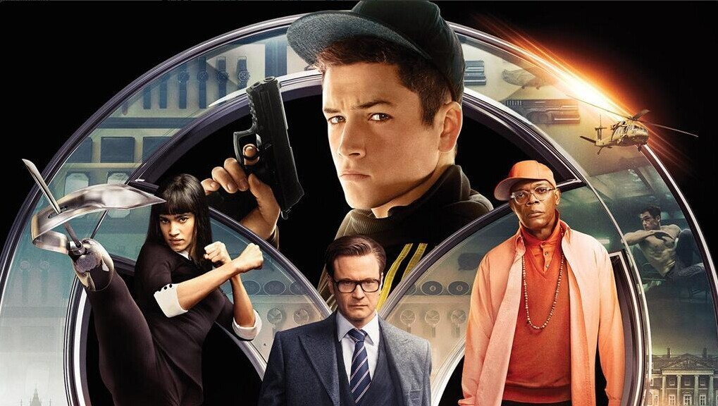 English Movies - Kingsman The Secret Service