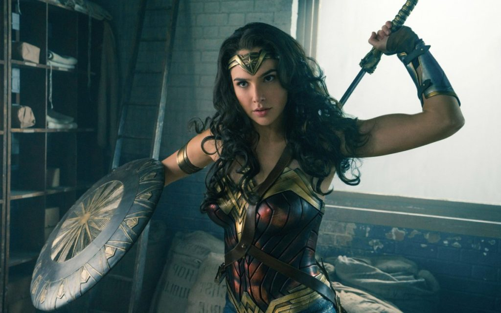 Learn English From Movie - Wonder Woman.