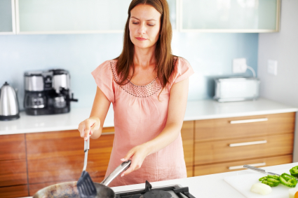 English Beginner Course - What She makes for Breakfast