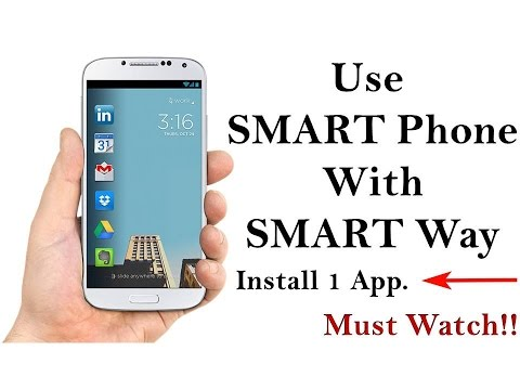 Please use your smart phone in a smart way