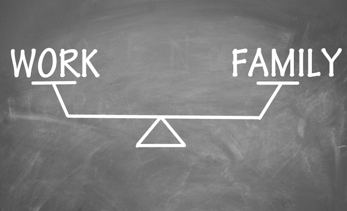 work and family, which one is more important