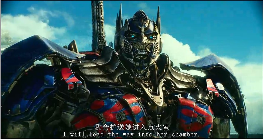 Learn English - Transformers The Last Knight
