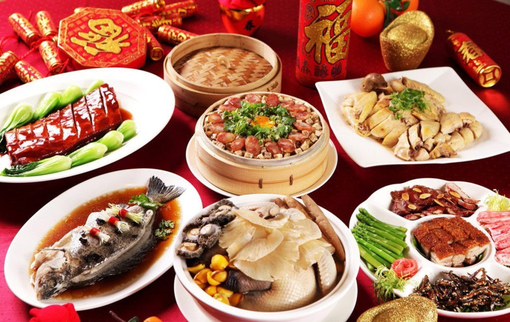 chinese new year food and meaning