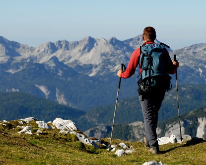 English language course - do you like hiking