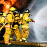 Learn English in Hong Kong - Fire Fighters