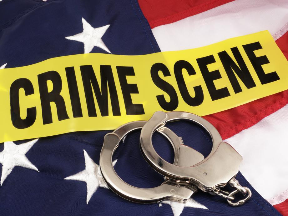 实战口语情景对话:Crime in America 美国的犯罪情况
