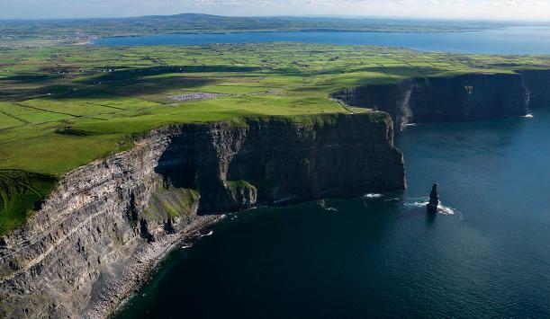 实战口语情景对话:Irish Cliffs 爱尔兰悬崖