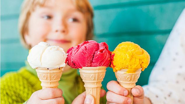 孩子在暑假的糖类摄入量会增加五倍