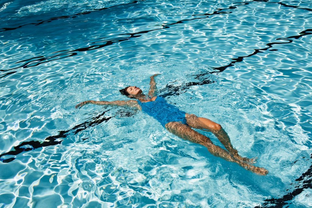 Do you know how swimming can change your life