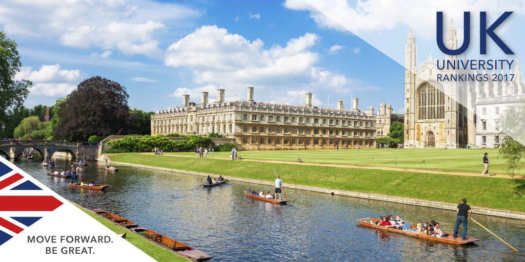 uk university best ranking