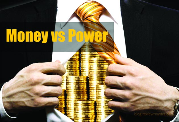 Learning English - The Power of Money
