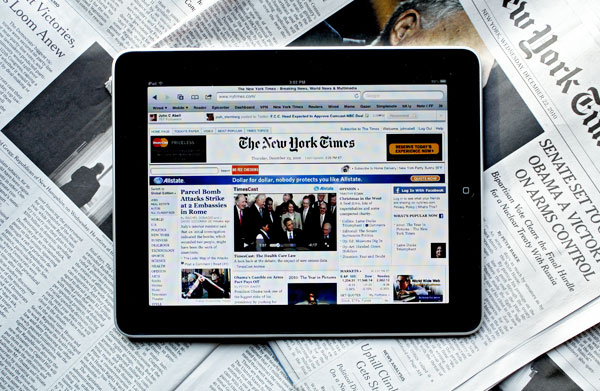 What is the future of Newspaper