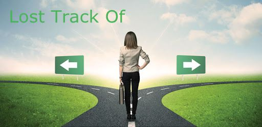 English Phrase of the Day - Lose Track Of