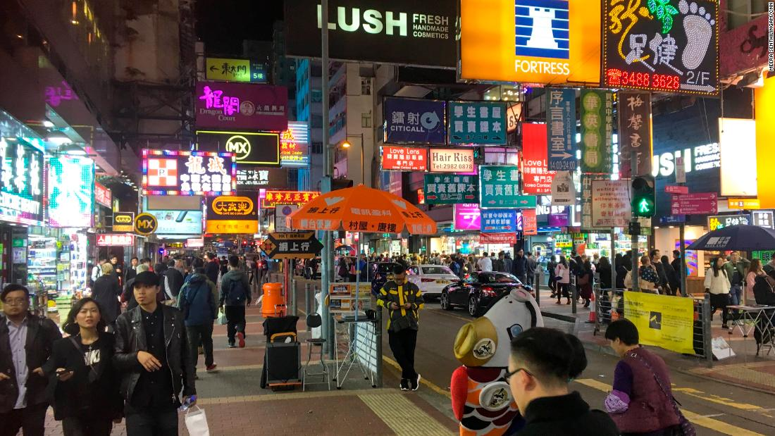 What Cantonese Language Tells You About Life in Hong Kong
