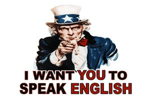 You Must Speak ONLY English in Your English Lessons
