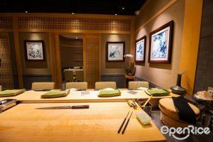 日本的餐厅-What does a Japanese Restaurant Look Like