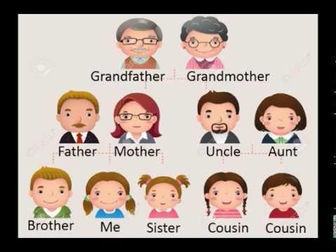 My English Family - 我的英语家庭