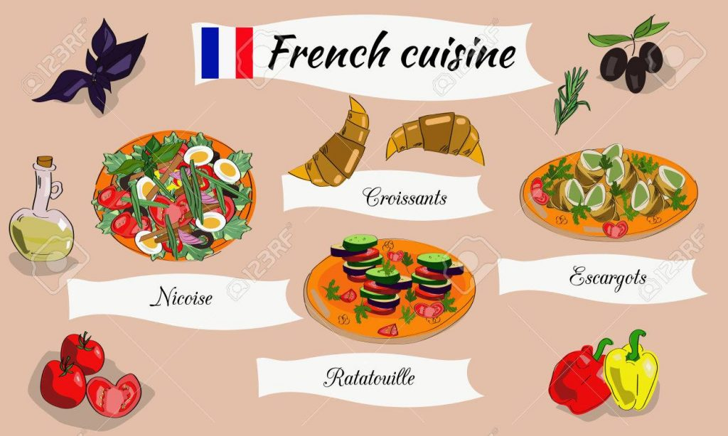 Preparing French Cuisine is Extremely Difficult