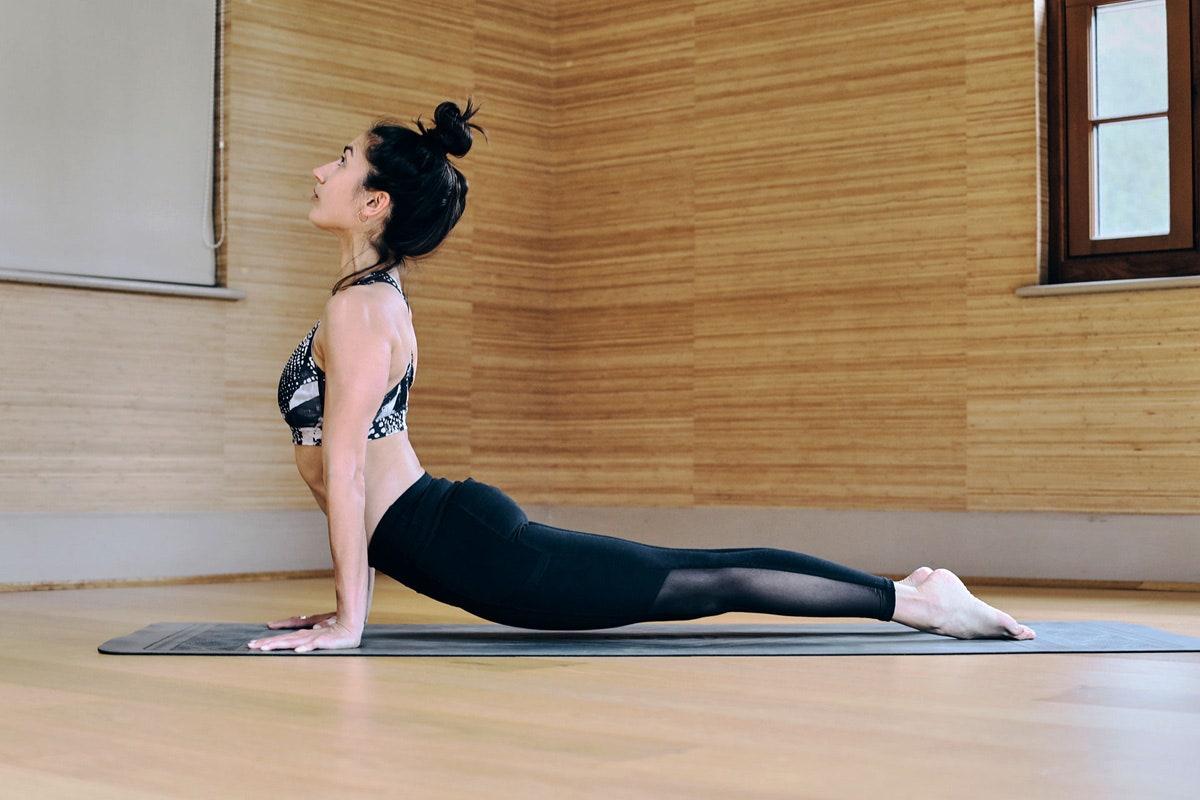 为什么瑜伽能让你保持健康 Why Yoga can Keep you Fit