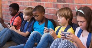 Use of Mobile Phone and Children Health