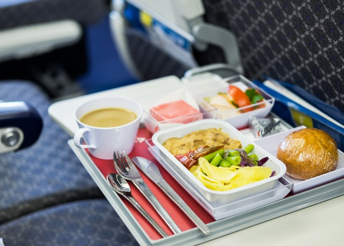 Which airline's flight meal is the most delicious in the world 全球哪家航空公司的飞机餐最美味