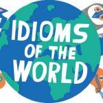 English Idioms about Body 关于身体的英语成语
