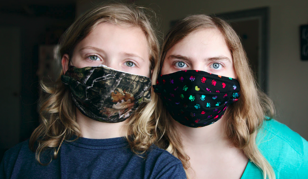 Scientists now say they know the simplest material for DIY face masks 科学家现在说,他们知道DIY面罩的最简单材料