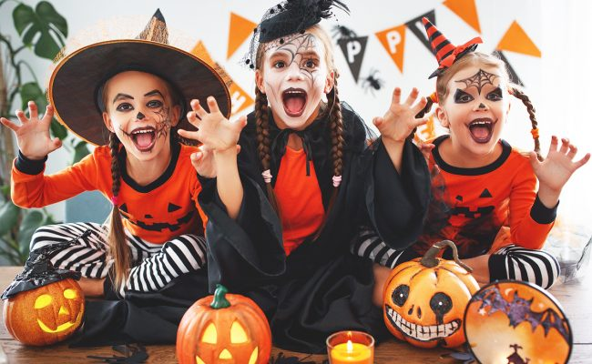 How Do People Children and Adults Celebrate Halloween