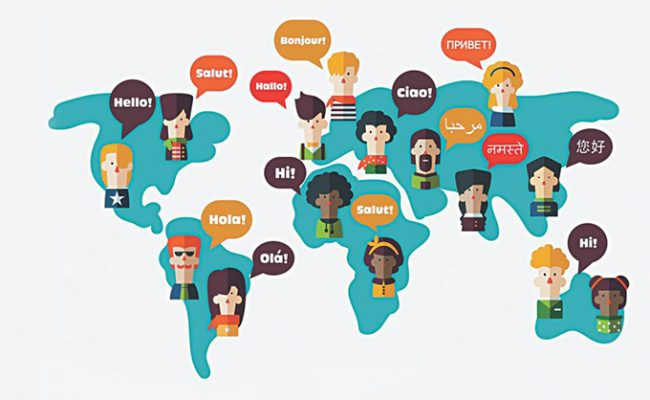 The five most important languages in the world, how many do you know