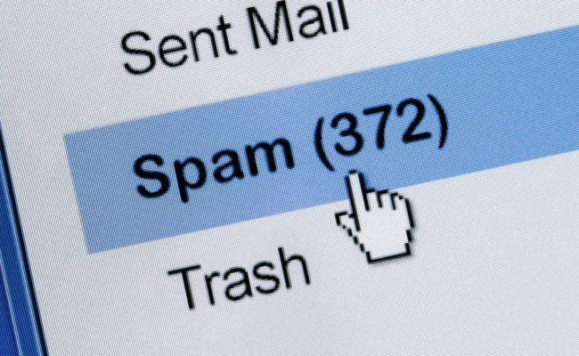 你的邮件可能直接被当做垃圾邮件了 Your email may be directly treated as spam
