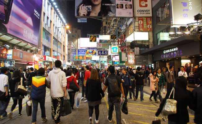 How can I improve my Cantonese language level in Hong Kong